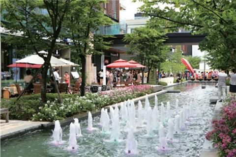 水道步行街