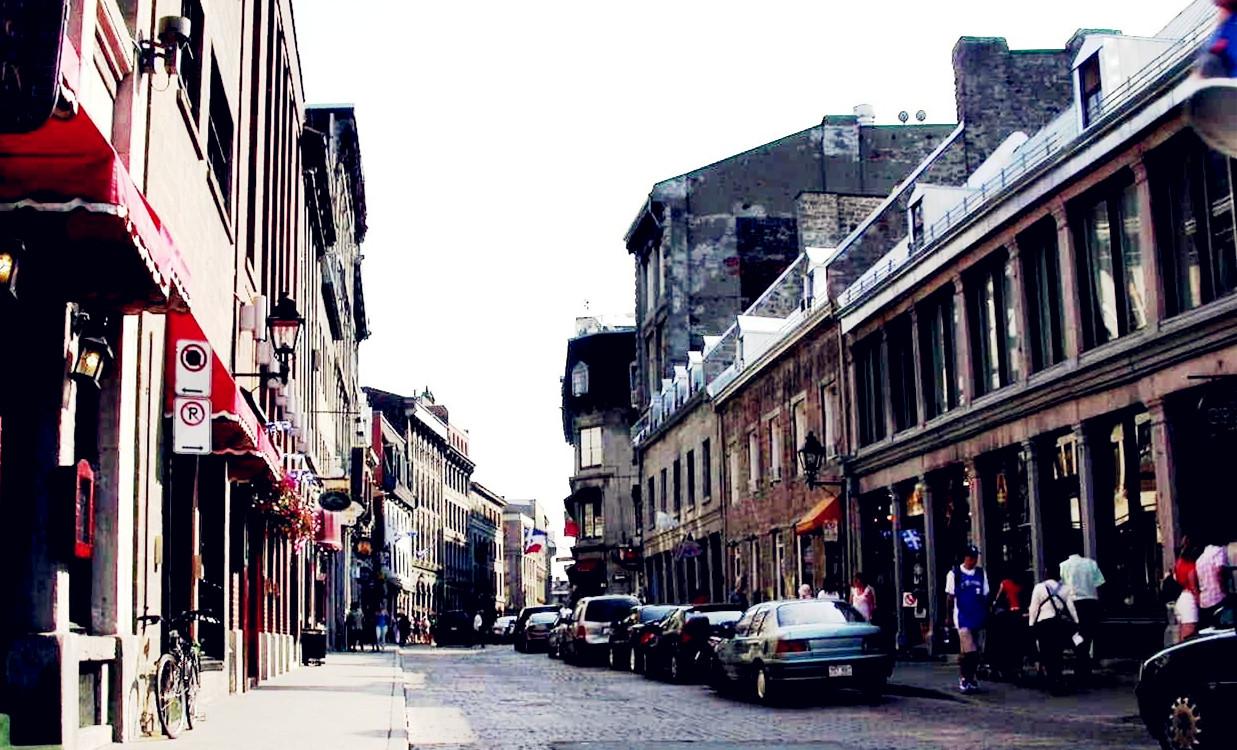 蒙特利尔老城徒步一日游