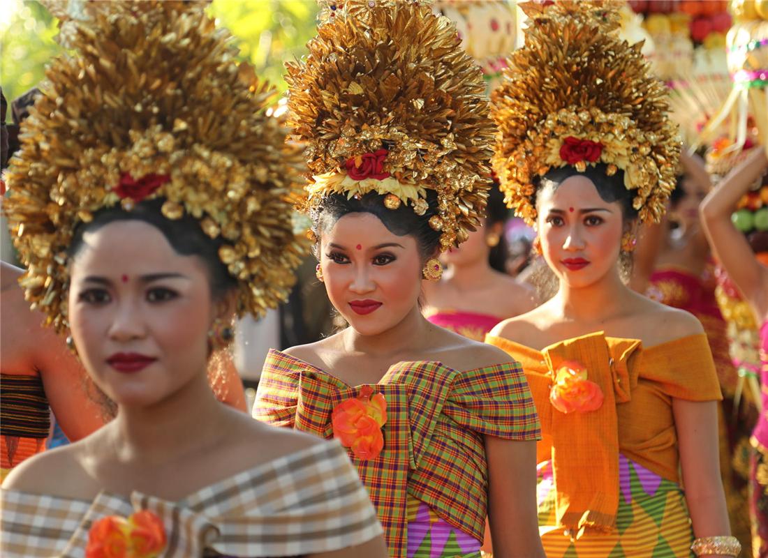 巴厘岛艺术节 (Bali Art Festivel)