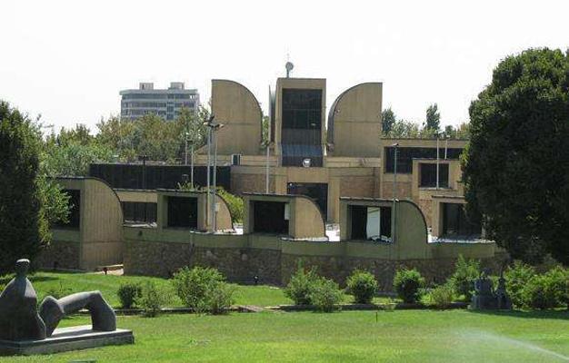 德黑兰当代艺术博物馆旅游图片