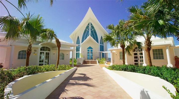 水晶教堂旅游图片