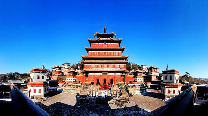 普宁寺旅游图片
