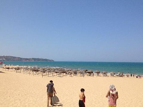 拉马尔萨海滩旅游景点图片