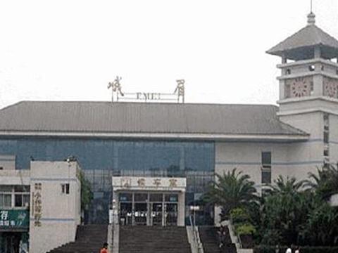 峨眉站旅游景点图片
