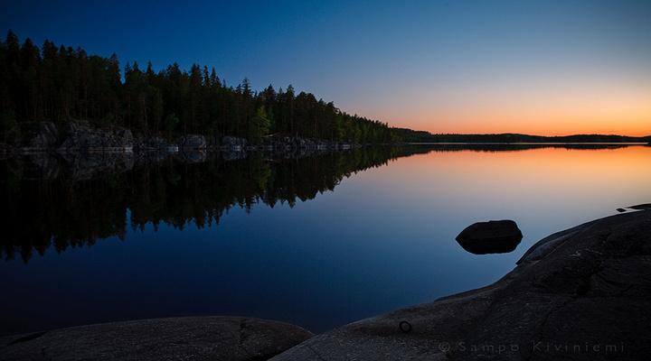 塞马湖旅游图片