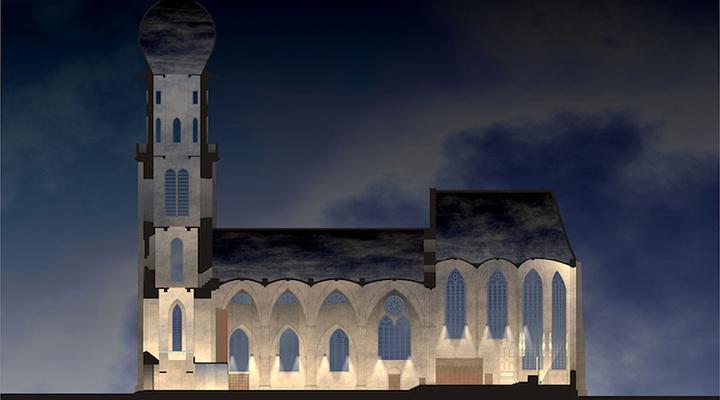 Reinoldikirche 教堂旅游图片