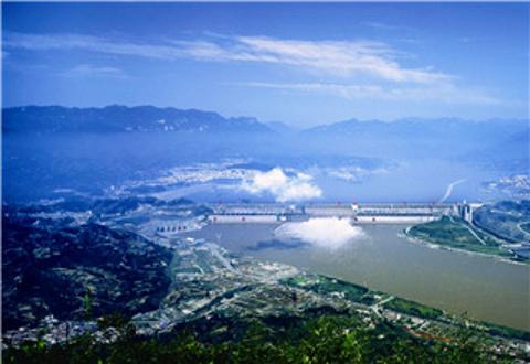 三峡大坝旅游区