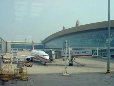 天河国际机场旅游景点图片