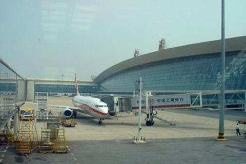 天河国际机场的图片
