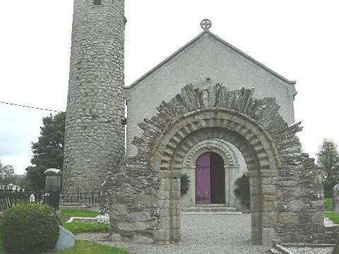 爱尔兰圣詹姆斯教堂旅游景点图片