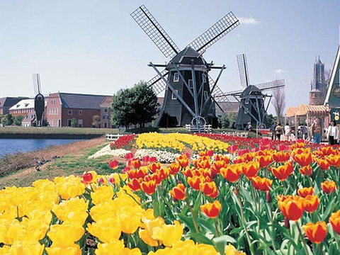 豪斯登堡旅游景点图片