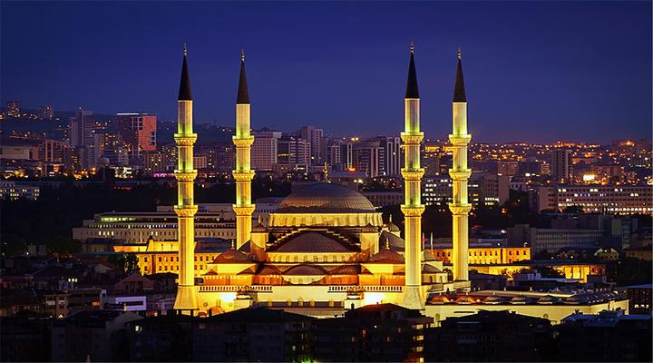 科札德佩清真寺旅游图片