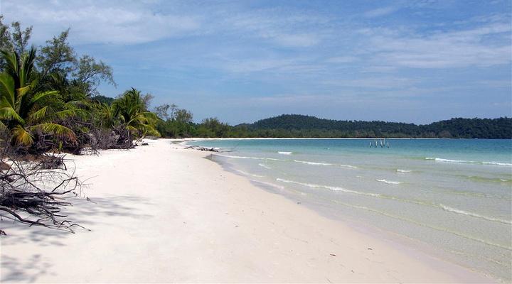瓜隆岛 Koh Rong旅游图片