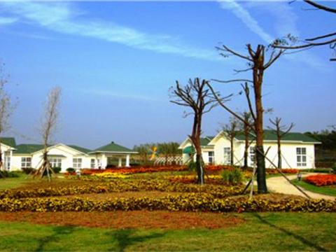 汤山翠谷现代农业示范园旅游景点图片