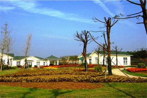 汤山翠谷现代农业示范园