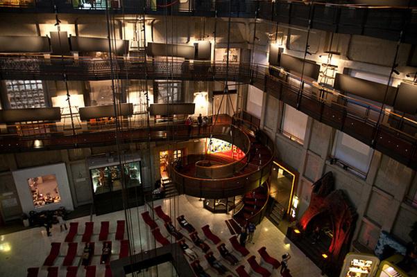 都灵国家电影博物馆旅游图片