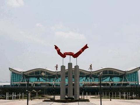 江北国际机场旅游景点图片
