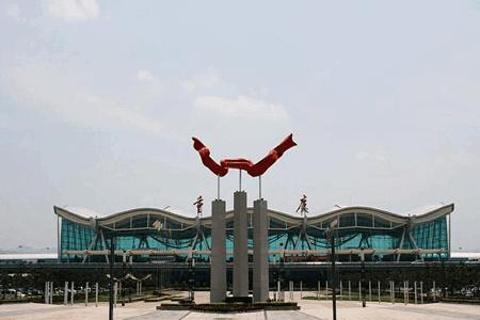 江北国际机场的图片