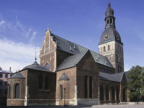 圆顶大教堂旅游景点图片