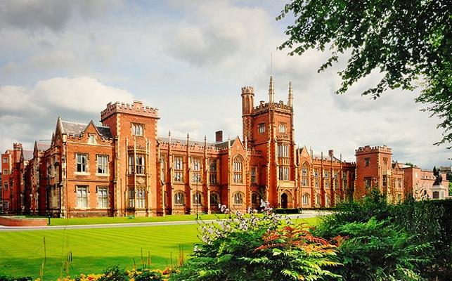 贝尔法斯特女王大学旅游图片