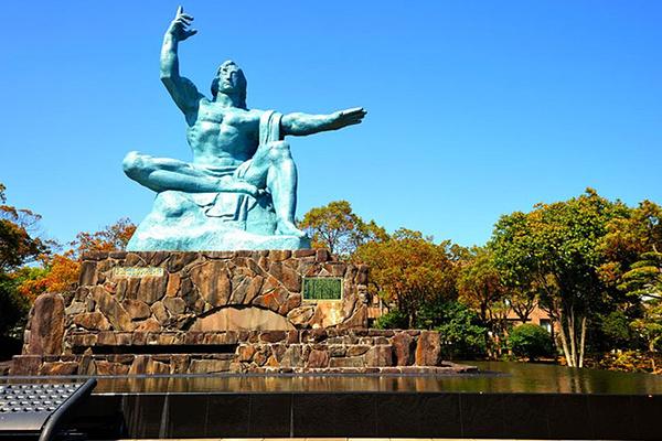 长崎和平公园旅游图片