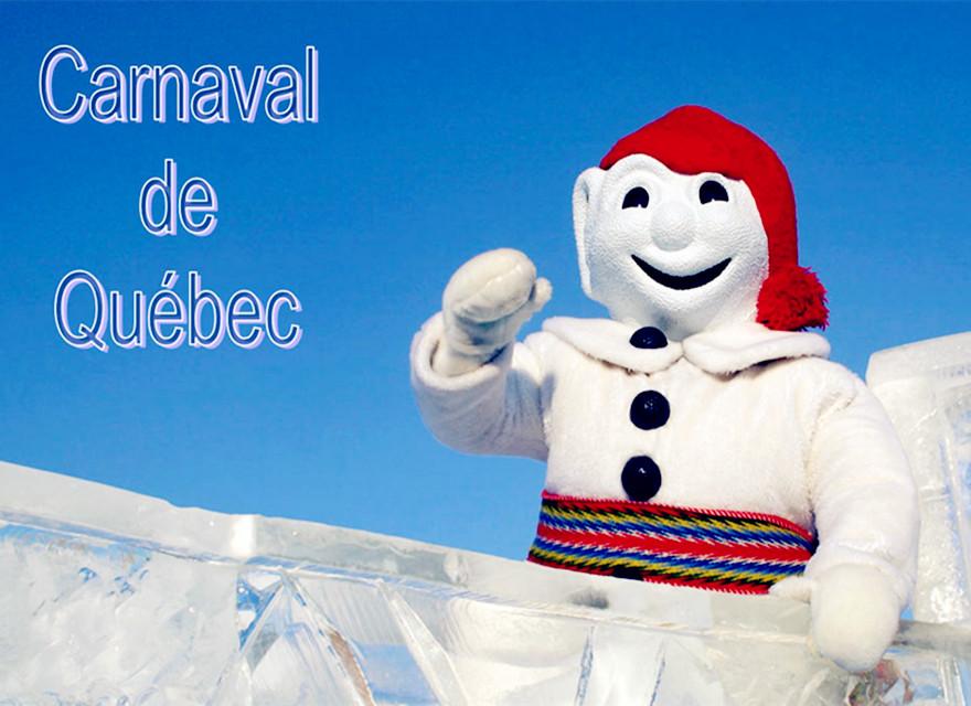 魁北克冬季嘉年华(Quebec Winter Carnival)