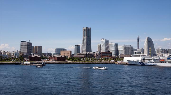 未来21世纪港区旅游图片