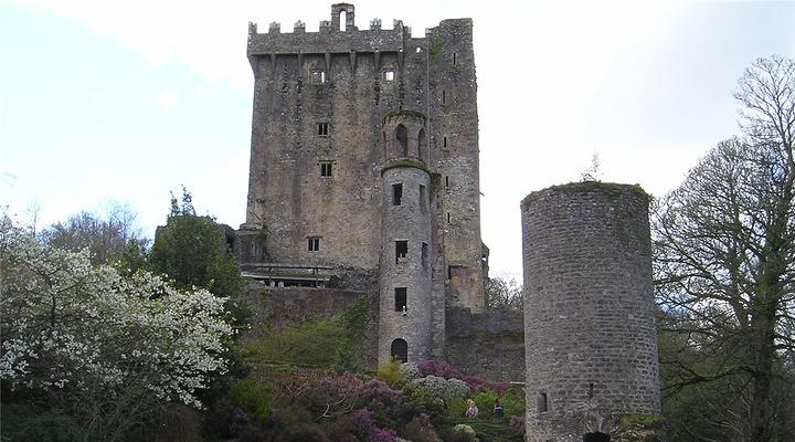 布拉尼城堡旅游图片