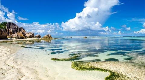 普拉兰岛 Praslin Island