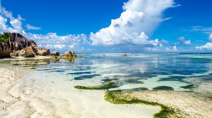 普拉兰岛 Praslin Island旅游图片