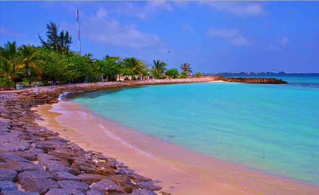 Artificial Beach旅游图片