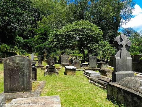 英国驻军公墓