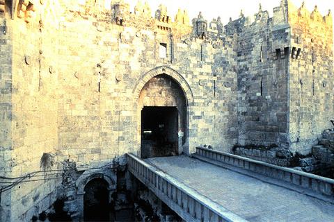 大马士革门
