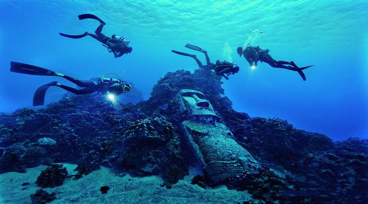 拉帕努伊国家公园旅游图片