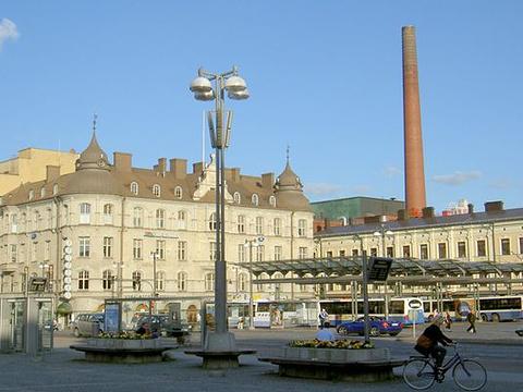 中心广场旅游景点图片