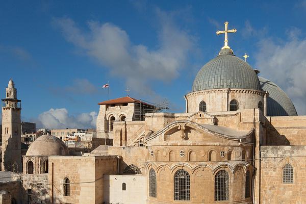 圣墓教堂旅游图片