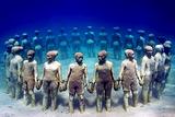 坎昆水下雕塑博物馆