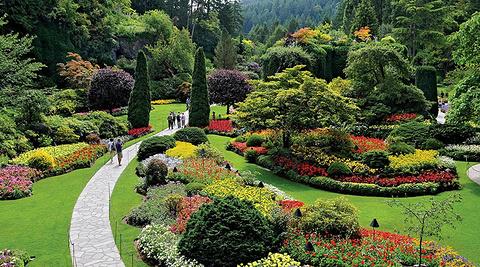 维多利亚植物园