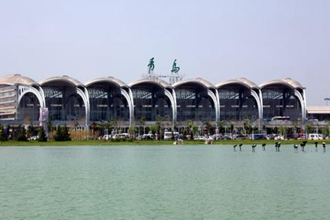 流亭国际机场的图片