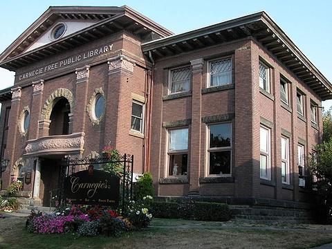 安妮女王公共图书馆旅游景点图片