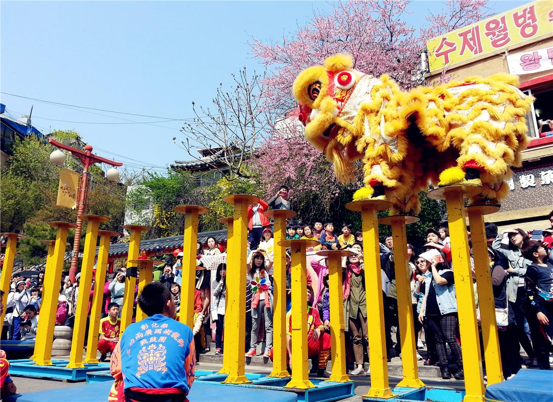 仁川-中国文化旅游节