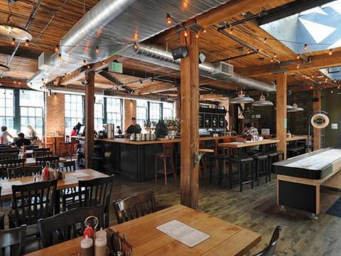 Brave Horse Tavern餐厅旅游景点图片
