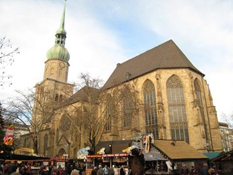 Reinoldikirche 教堂旅游景点图片