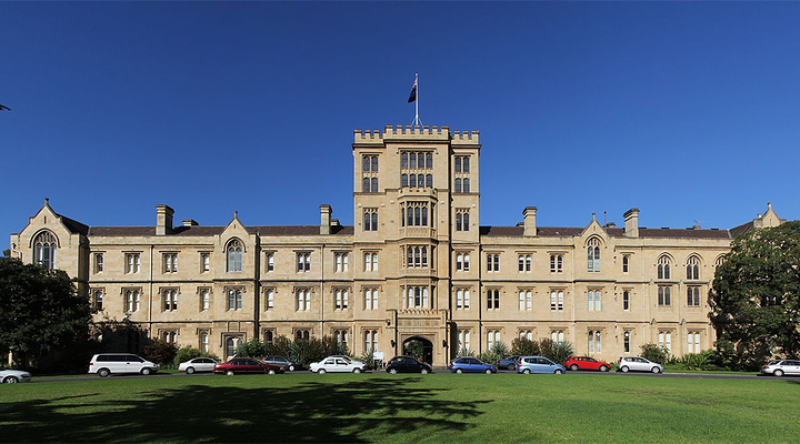 墨尔本大学旅游图片