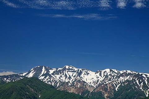 白山旅游图片