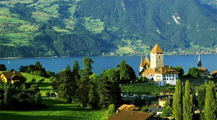 施皮茨城堡旅游图片