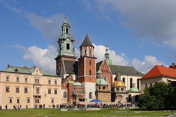 瓦维尔大教堂旅游图片