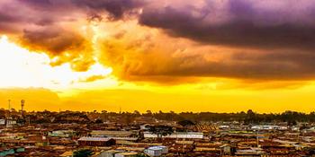 东非风情一日游