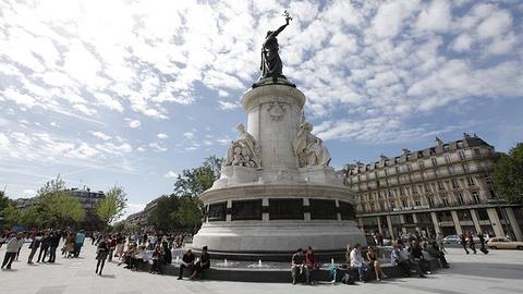 共和广场的图片