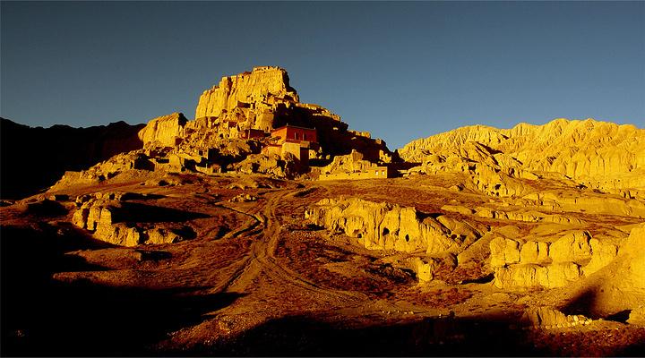 古格王朝遗址旅游图片
